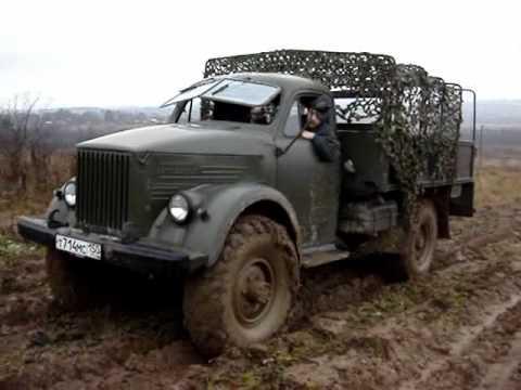 фото ГАЗ-63А