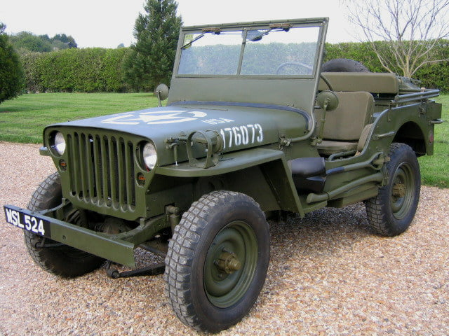 фотография Автомобиль Willys MB