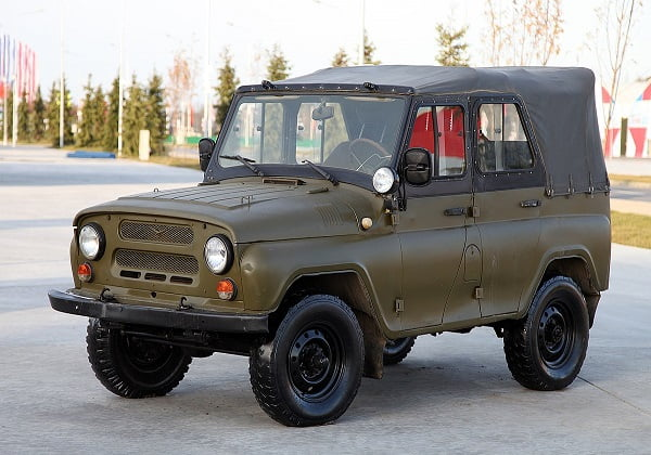 фото УАЗ-469
