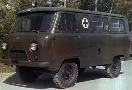 фото УАЗ-452А