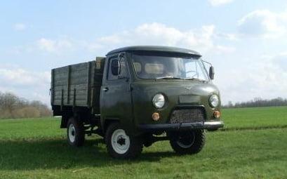 фото УАЗ-452Д
