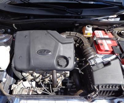 Двигатель Лада-Каоина