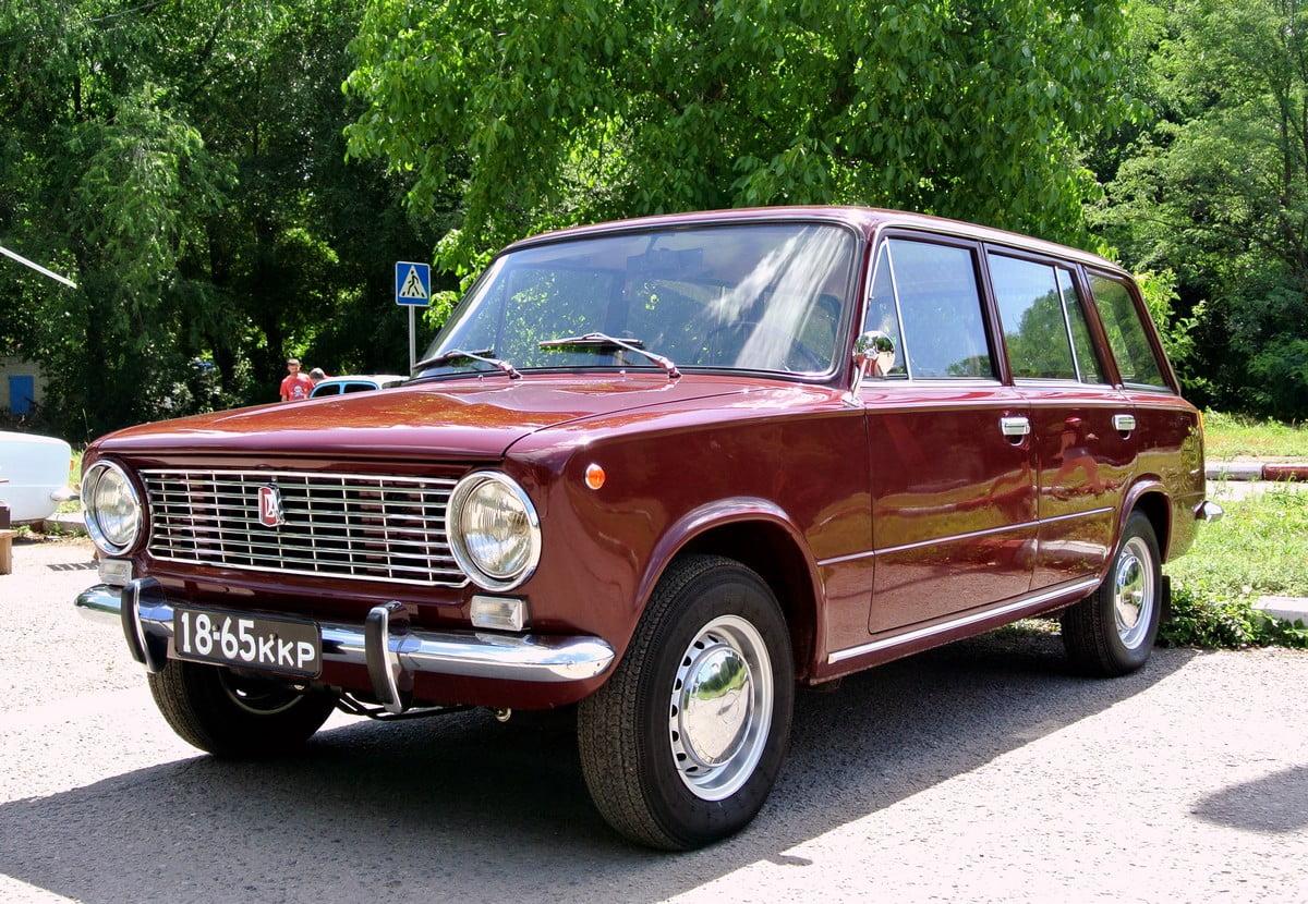 фото ВАЗ-2102
