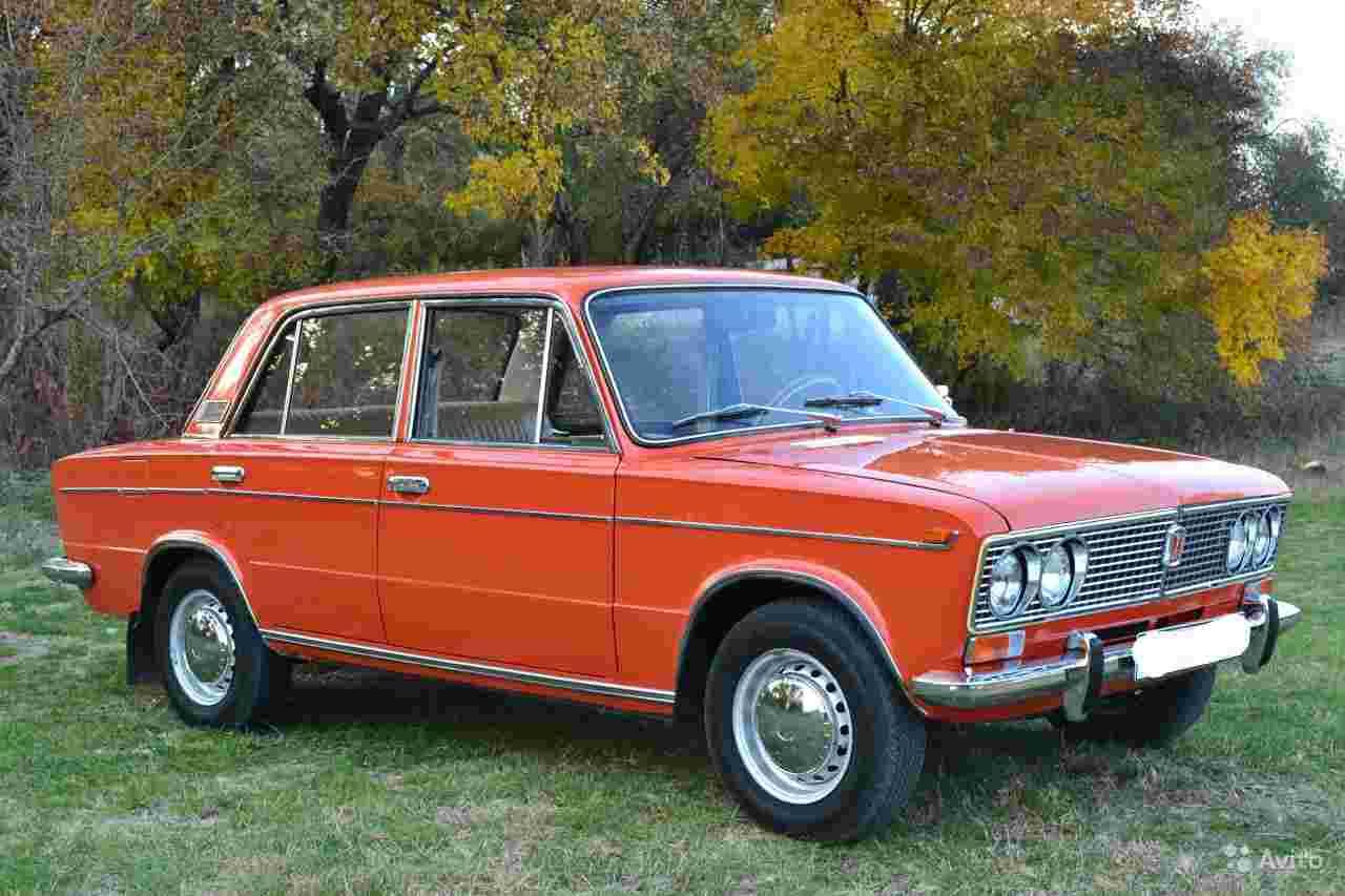 ВАЗ-2103 — история модели, фото, цены | 853x1280