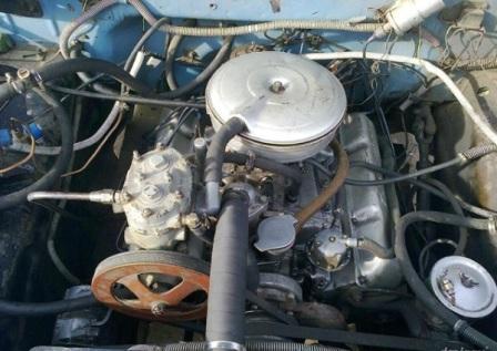 фото двигатель ЗИЛ-130